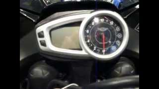 5. 2010 Triumph Tiger 1050 ABS