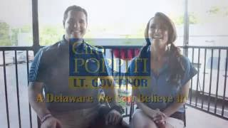 V&M Bistro Endorses Ciro Poppiti for Lt. Governor of DE