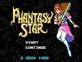 Master System Longplay 054 Phantasy Star part 1 Of 5