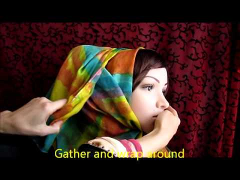 How to put a shabasa khaleeji hair clip in your hair poufy clip