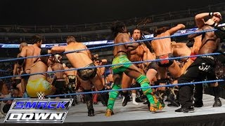Nonton 41-Man Battle Royal for a Championship Match of Winner's Choosing: SmackDown, October 14, 2011 Film Subtitle Indonesia Streaming Movie Download
