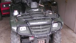 4. Suzuki Eiger 400 ATV Electrical Diagnosis