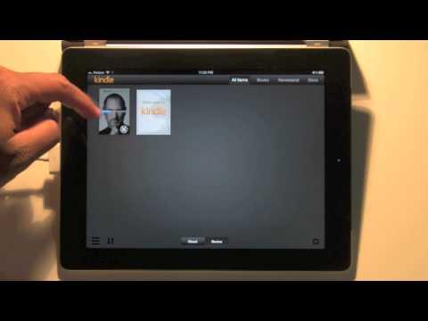 Kindle App on iPad for Beginners | H2TechVideos