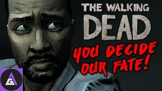 Craig knows NOTHING about The Walking Dead series or games so we thought we'd play the game together. Craig moves around & you decide (in real time) his decisions.WAYS TO SUPPORT GAME ATTACK▶ SPONSOR Game Attack on YouTube - Click the green button button. You get access to the elite GA icon next to your name and sponsor and Super Chat exclusive streams.▶ DONATE - Simply go to this link (https://youtube.streamlabs.com/UCWDIL65Y3kHmLjfp_0ZrpfQ#/) and contribute as much or as little as you feel. That's where you can donate and help us grow! We appreciate your support no matter how big or how small!▶ SUPER CHAT - There is a dollar sign next to the smiley face in the chat when watching on YouTube Gaming (https://gaming.youtube.com/user/GameAttack/live) That's where you can contribute and help us grow!Super Chat Custom Emotes$13.37 - Hell Yeah!$25 - Look at all that Gold$50- That's a Huge Bitch$100 - New Best Friend$500 - O Face & you get to pick the next sounder▶ Becoming a FIRST Member (and try it for FREE for 30 days) by clicking here: http://bit.ly/2dJck7r ▶ Come be a part of Game Attack and the best community online. SUBSCRIBE: https://www.youtube.com/GameAttack?sub_confirmation=1To get notifications when we're live, download the YouTube Gaming app. Sign in and allow notifications. If you have followed us, you will get a notification when we go live! Make sure to click that bell next to the subscribe button!FREE Game Attack Ringtone Packs:mp3s - https://drive.google.com/open?id=0B1qXo5vHFY-DamFGV2gwUGFRVlUiPhone - https://drive.google.com/open?id=0B1qXo5vHFY-DNzVocERZMXVLQm8Follow the GA Team on Twitter: http://twitter.com/CraigSkitzhttp://twitter.com/ShaunBolenhttps://twitter.com/parkerbohonhttp://twitter.com/GameAttackTeamLook fly as hell in Game Attack shirts & hats: http://bit.ly/GameAttackStoreGame Attack on Reddit: https://www.reddit.com/r/GameAttackWe get some requests to send us games and fan art - thanks! Feel free to send them here:Game Attack6101 Long Prai