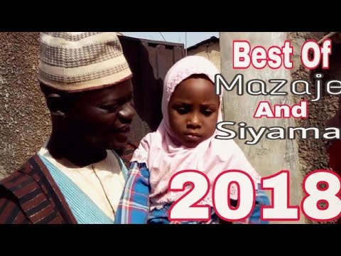 Barka Da Sabuwar Shekara, Top 12 Comedy, Best Of Mazaje And Siyama 2018