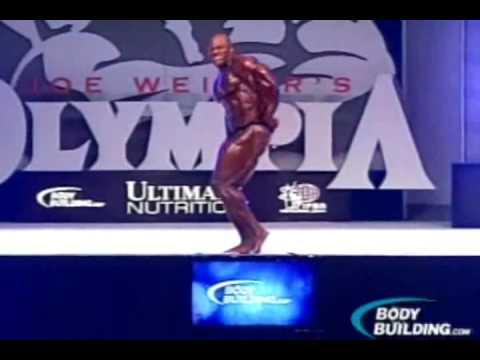 Фил Хит на Мистер Олимпия 2009 (финал)