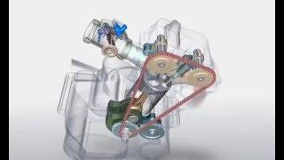 10. Honda CRF 250L - motor