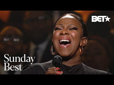 Get Your Blessings from this Le'Andria Johnson 'Sunday Best' Performance