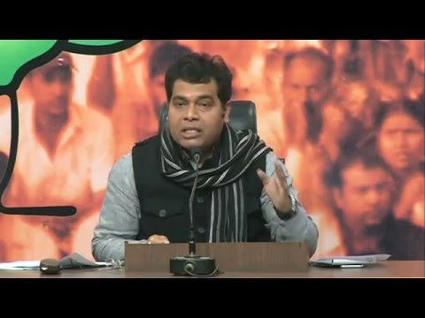 Samajwadi Party is trying to politicise Dadri case to cover up their failure: Pt Shrikant Sharma