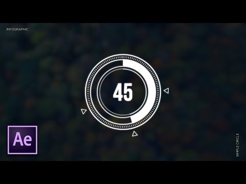 Create Animated Infographics With Motion Graphics | After Effects Tutorial