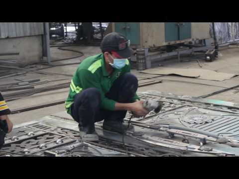 Xưởng sắt mỹ nghệ Việt