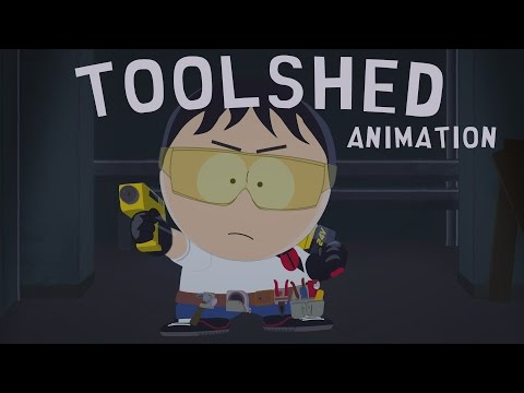 • Toolshed Animation • South Park The Fractured But Whole •