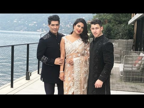 Priyanka Chopra Nick Jonas Look RAVISHING In Lake