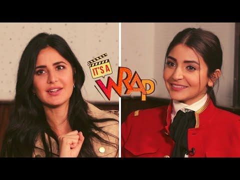 Video Katrina Kaif & Anushka Sharma | Zero | It's A Wrap download in MP3, 3GP, MP4, WEBM, AVI, FLV January 2017