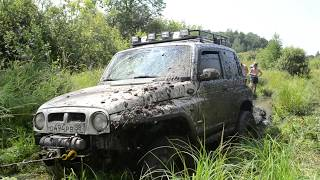 Penza Russia  city pictures gallery : Tagaz Tager OffRoad Penza RUSSIA