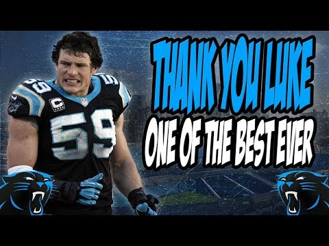 BREAKING: Luke Kuechly Retires After 8 Seasons
