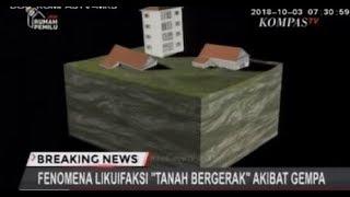 Video Fenomena LIKUIFAKSI Tanah Bergerak Terjadi di 4 Lokasi di Sulawesi Tengah BREAKINGNEWS MP3, 3GP, MP4, WEBM, AVI, FLV Oktober 2018