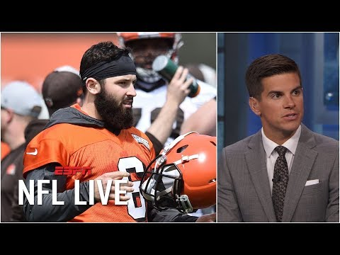 Video: Browns go from being the hunter to the hunted in the AFC North – Field Yates | NFL Live