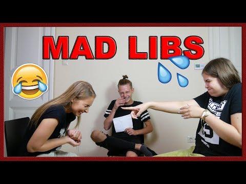 Video MAD LIBS 2!! - TELIBE KÖPTEK download in MP3, 3GP, MP4, WEBM, AVI, FLV January 2017