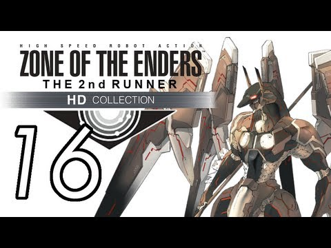 Let's Play Zone of the Enders: The 2nd Runner [16] Finale (видео)