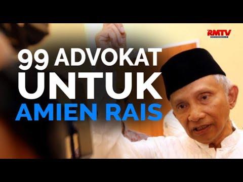 99 Advokat Untuk Amien Rais