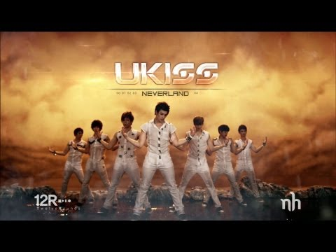 U-KISS(???) NEVERLAND(????) M/V Full ver