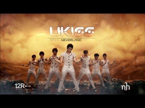 U-KISS(유키스) NEVERLAND(네버랜드) M/V Full ver (видео)