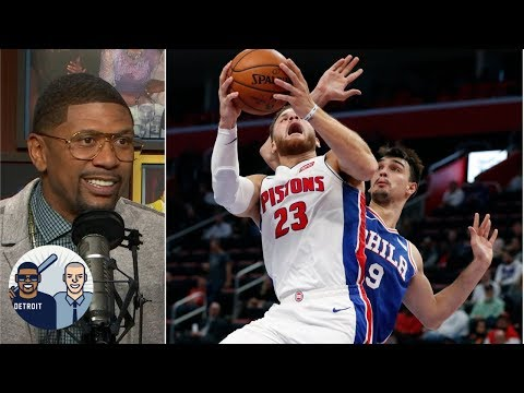 Video: Can Blake Griffin lead the Pistons to the playoffs? | Jalen & Jacoby