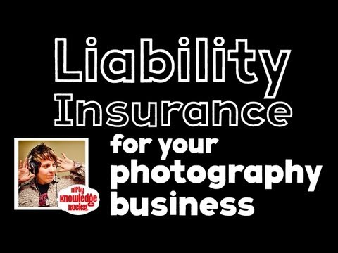 Start a Photography Business – Liability Insurance for Photographers