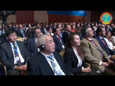Выступление А. Джаксыбекова на форуме «Astana Invest 2015»
