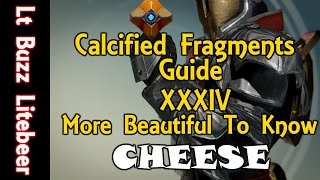 How To Cheese Calcified Fragment XXXIV - More Beautiful to Know full download video download mp3 download music download