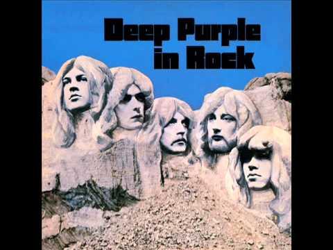 Deep Purple - In Rock (Anniversary Edition 1995 Full Album)