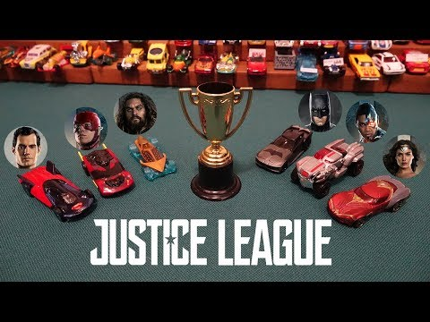 Hot Wheels Racing Championships: Superheroes
