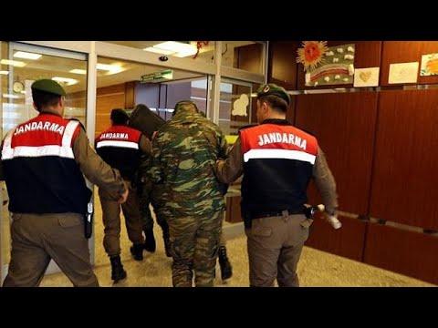 Έλληνες στρατιωτικοί σε Βούτση: « Έχουμε ακόμη ακμαίο ηθικό» …