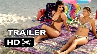 Jersey Shore Massacre Official Trailer 1  2014    Horror Comedy Hd