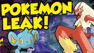 POKEMON HOME DATAMINE! NEW Pokemon Sword and Shield DLC LEAKED?! by Verlisify
