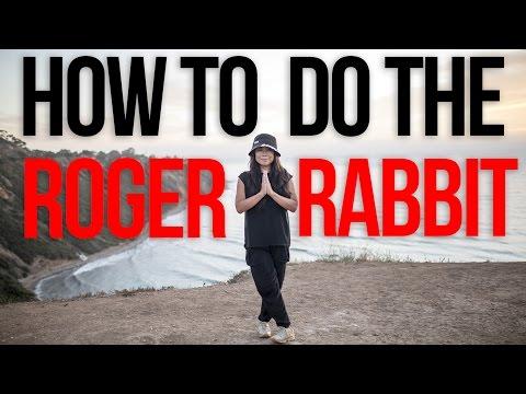 Хип Хоп: элемент Roger Rabbit. Обучающая тренировка.