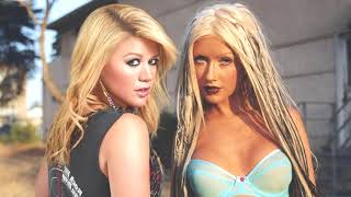 Kelly Clarkson Talks About Christina Aguilera's Writing Credit On 'Miss Independent' (2018)