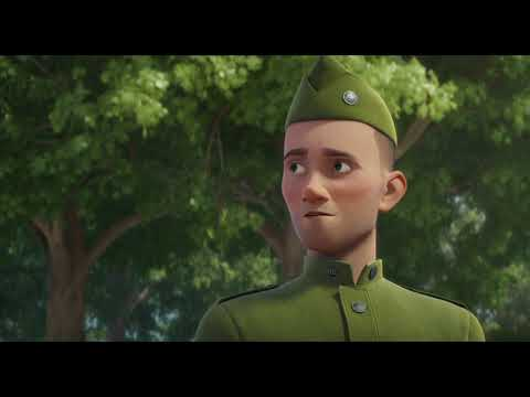 SGT. STUBBY | Official Trailer