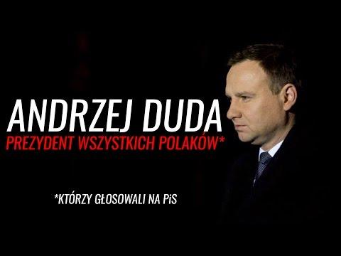Cała obłuda Prezydenta Andrzeja Dudy w 2 minuty. SZOK!