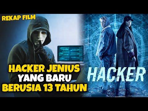 Masih 13 Tahun Sudah Menjadi Hacker - Alur Cerita Hacker (2019)
