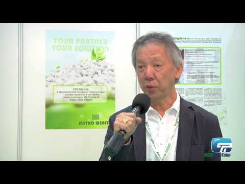 Metro Wealth : Ecomaylene Multi-Purpose Masterbatch Recycled Plastic