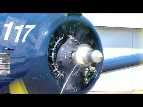 North American Aviation T-28 Trojan The...