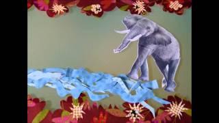 Der Verrückte Traum. Kinderlieder Video In Stop Motion Animation.