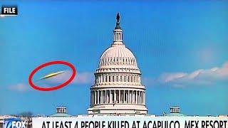 Video 19 UFO Sightings Caught on Live TV MP3, 3GP, MP4, WEBM, AVI, FLV Juni 2019