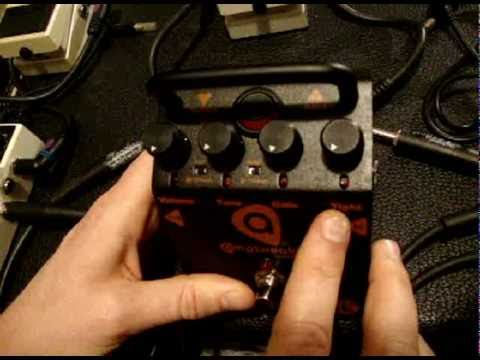 Tight Metal pedal : Mark of  Misery Index