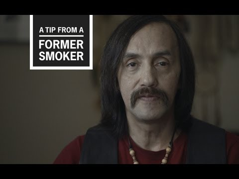 Michael, who is in his 50s, has Chronic Obstructive Pulmonary Disease (COPD) —a condition caused by smoking—that makes it harder and harder to breathe. In this TV commercial from CDC's Tips From Former Smokers campaign, Michael offers a tip that if your doctor gives you 5 years to live, like his doctor did, spend it sharing your wisdom and love with your children and grandchildren so they have something to remember you by.
