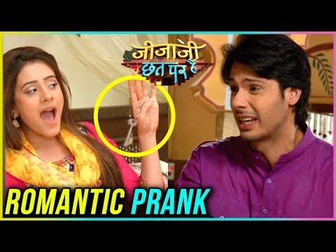 Elaichi's ROMANTIC PRANK With Jijaji | Jijaji Chha