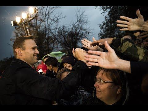 НАВАЛЬНЫЙ В АСТРАХАНИ/ПОЛНОЕ ВЫСТУПЛЕНИЕ/НD (22.10.17) - DomaVideo.Ru