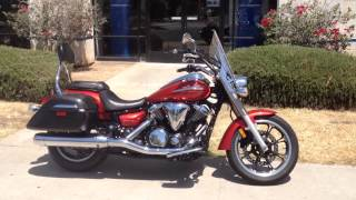 2. 2011 Yamaha V Star 950 Tourer